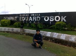 Bandara Dominique Eduard Osok, Sorong
